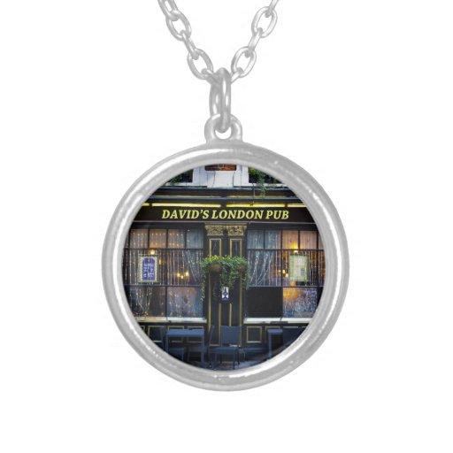 Pub de Londres de David Collar Personalizado