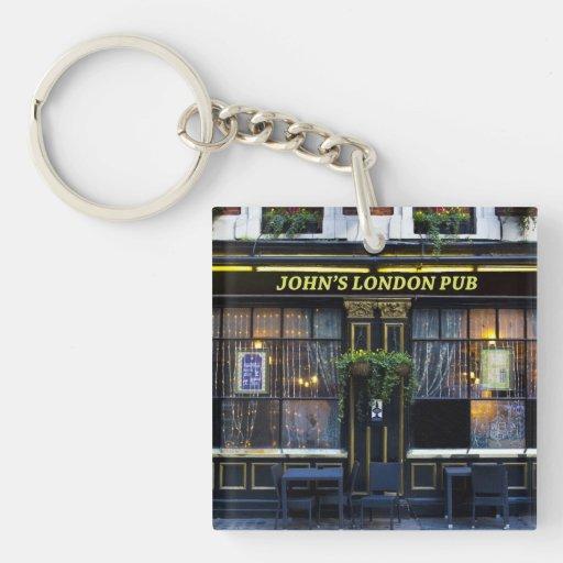 Pub de Londres de Juan Llaveros