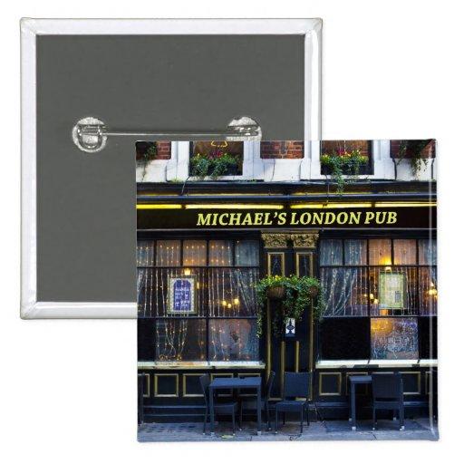 Pub de Londres de Michael Pin
