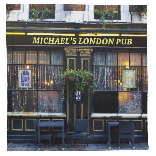Pub de Londres de Michael Servilleta