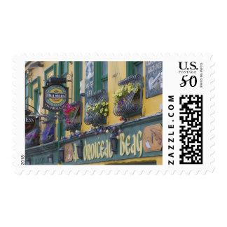 Pub, Dingle, Dingle Peninsula, County Kerry, Postage