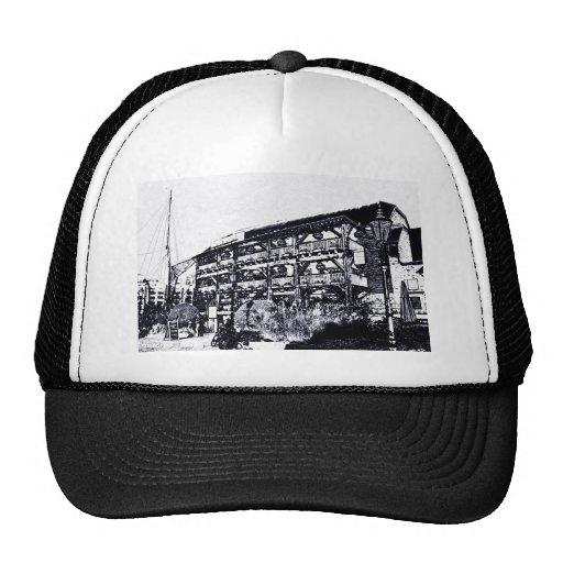 Pub Londres del mesón de Dickens Gorras De Camionero