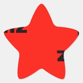 pub quiz all star sticker