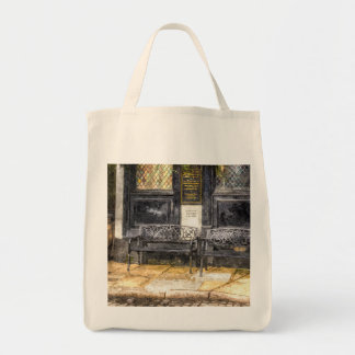 Pub Resting Place Art Tote Bag