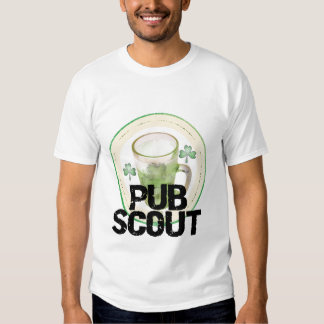 Pub Scout St. Patrick's Day Tshirts and Gifts
