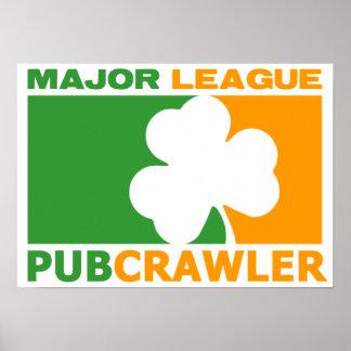 Pubcrawler! Poster
