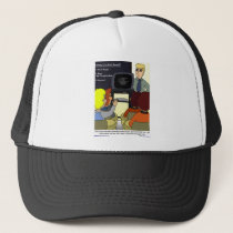 Puberty 101 Products Trucker Hat
