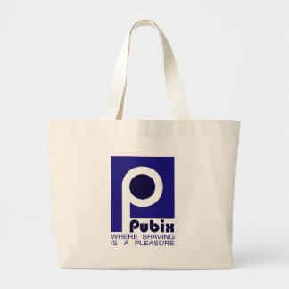 PUBIX - Where Shaving is a Pleasure Tote Bag