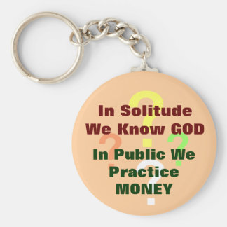 Public and private Keychain