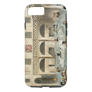 Public Bathing at Bath, or Stewing Alive, pu iPhone 8/7 Case
