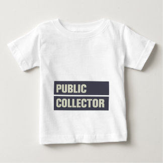 Public Collector Baby T-Shirt