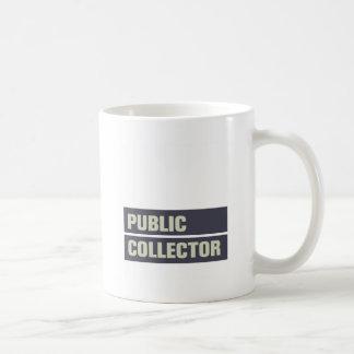 Public Collector Mugs