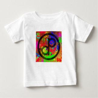Public Domain Spatter Baby T-Shirt