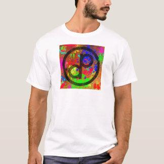Public Domain Spatter T-Shirt