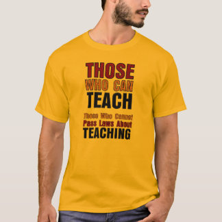 Public Education Attacks T-Shirt