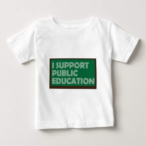 PUBLIC EDUCATION BABY T-Shirt