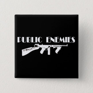 Public Enemies Machine Gun Button