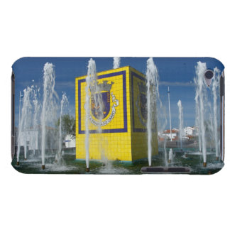 Public fountain in Azores islands Barely There iPod Case