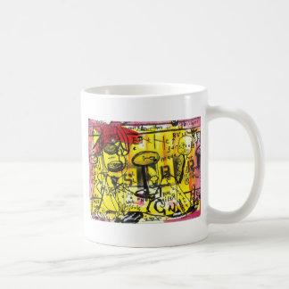 Public Intox Classic White Coffee Mug