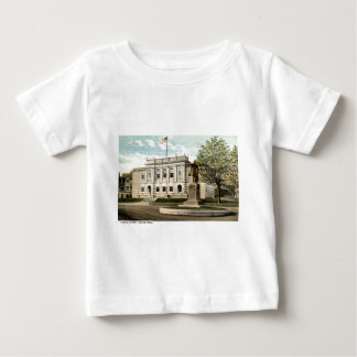 Public Library, Adams, Mass. 1917 Baby T-Shirt