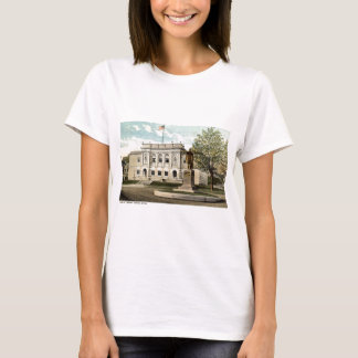 Public Library, Adams, Mass. 1917 T-Shirt