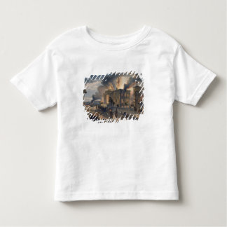 Public Library and Temple of the Winds, plate from Toddler T-shirt