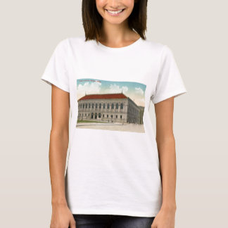 Public Library, Boston 1911 Vintage T-Shirt