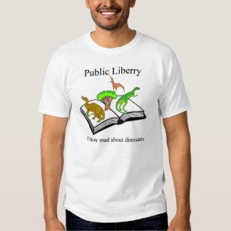 Public Library Tshirts