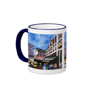 Public Market Center Ringer Mug