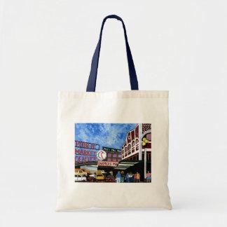 Public Market Center Tote Bag