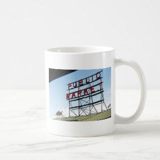 Public Market Coffee Mug
