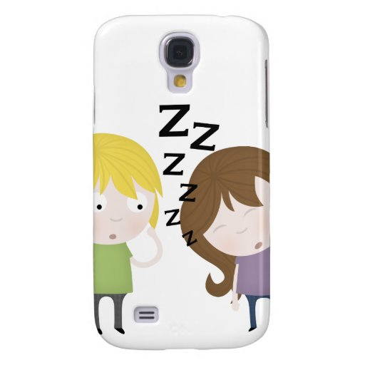 Public Narcolepsy Galaxy S4 Covers