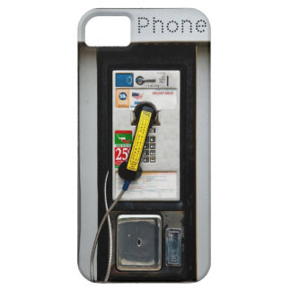 Public Phone 2 iPhone 5 Covers