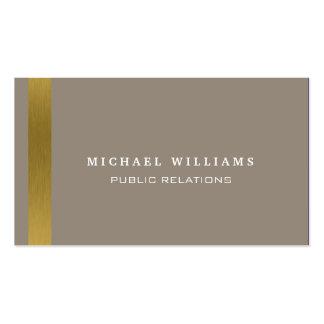 PUBLIC RELATIONS BLUE ELEGANT PROFESSIONAL BUSINESS CARDS