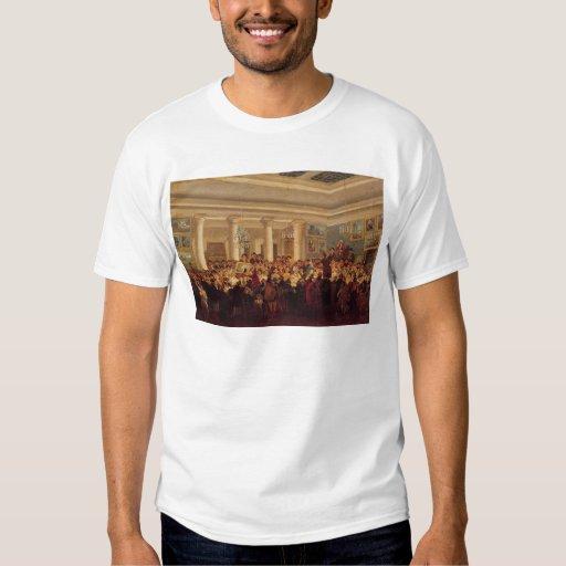 Public Sale at the Hotel Bullion Shirt