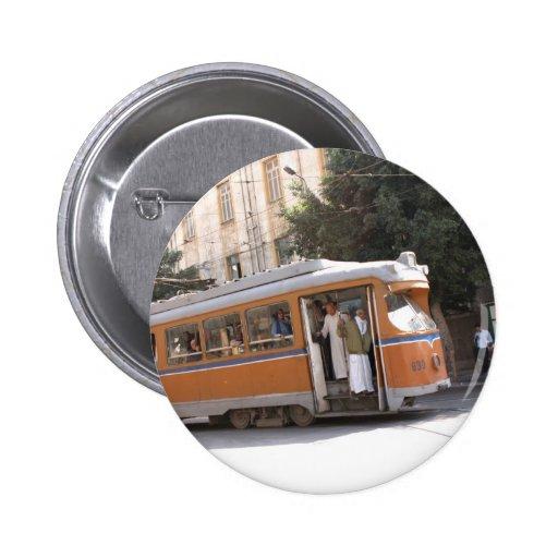 Public transit in Alexandria Egypt Pins