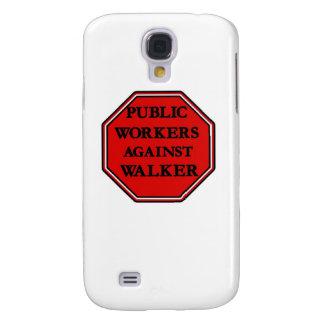 Public Workers Against Walker Samsung Galaxy S4 Case