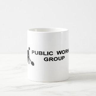 Public Works Group Mug
