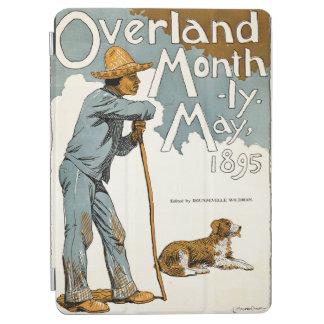 Publicación mensual terrestre. Mayo de 1895 Cubierta De iPad Air