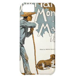 Publicación mensual terrestre. Mayo de 1895 Funda Para iPhone 5C