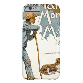 Publicación mensual terrestre. Mayo de 1895 Funda Para iPhone 6 Barely There