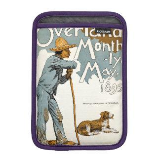 Publicación mensual terrestre. Mayo de 1895 Fundas iPad Mini
