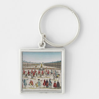 Publication of the Peace Keychain