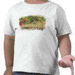 Publicidad de poster camisetas
