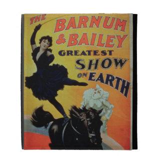 Publicidad de poster 'el Barnum y el Bailey más gr