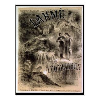 Publicidad de poster 'Lakme Postales
