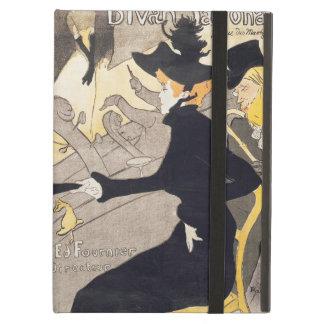 """Publicidad de poster """"Le Divan Japonais"""", 1892"""