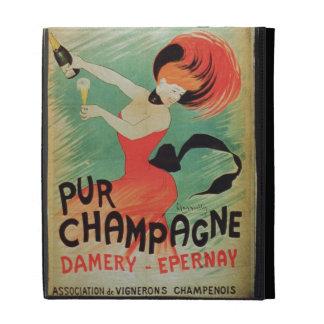 "Publicidad de poster ""Pur Champán"", de Damery, E"