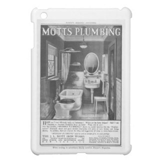 Publicidad del comienzo del siglo XX iPad Mini Carcasas