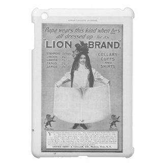 Publicidad del comienzo del siglo XX iPad Mini Coberturas